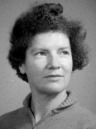 Janet Frame (image courtesy of NNDB)